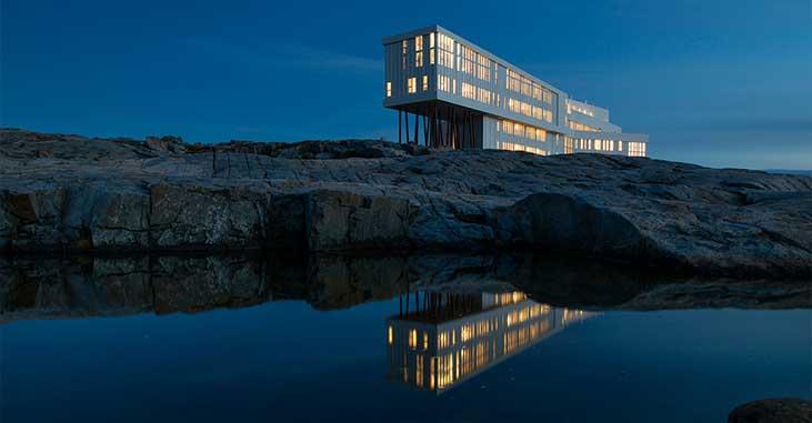 Fogo Island Inn Newfoundland - Canada