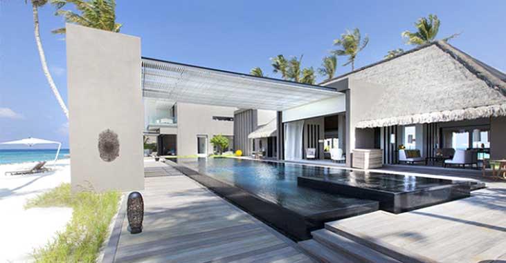 Owner's Villas - Private Island