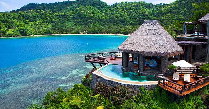 Hilltop Villa - Fiji
