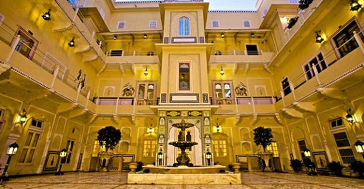 The Shahi Mahal Suite - India