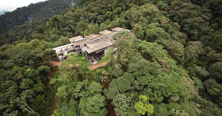 Mashpi Lodge - Hillside