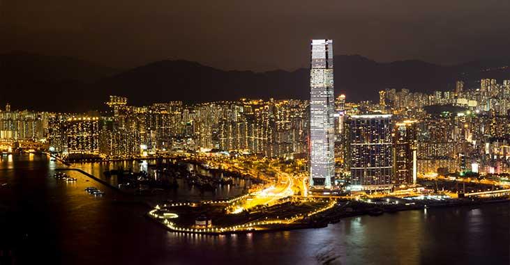 Ritz Carlton - Hong Kong