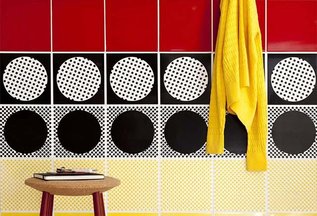 Retro Wall Tiles