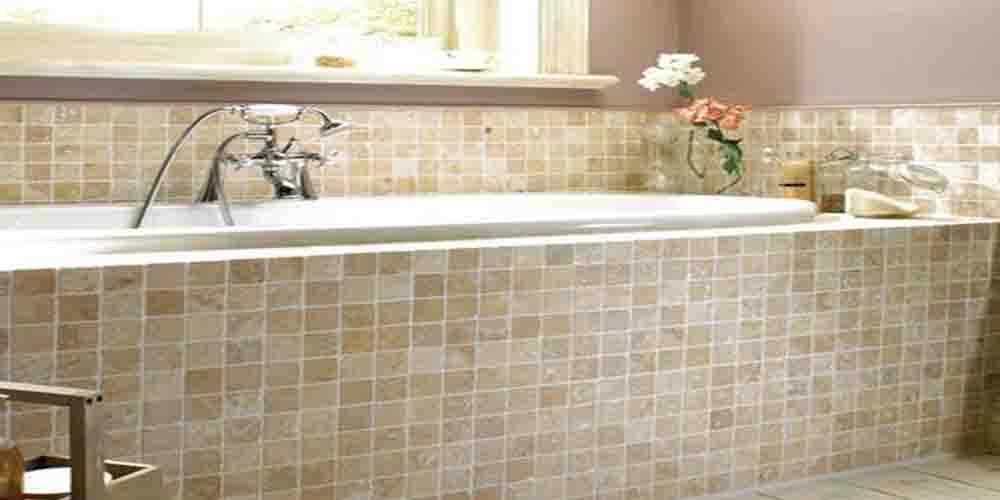 Choose tiles for your bathtub