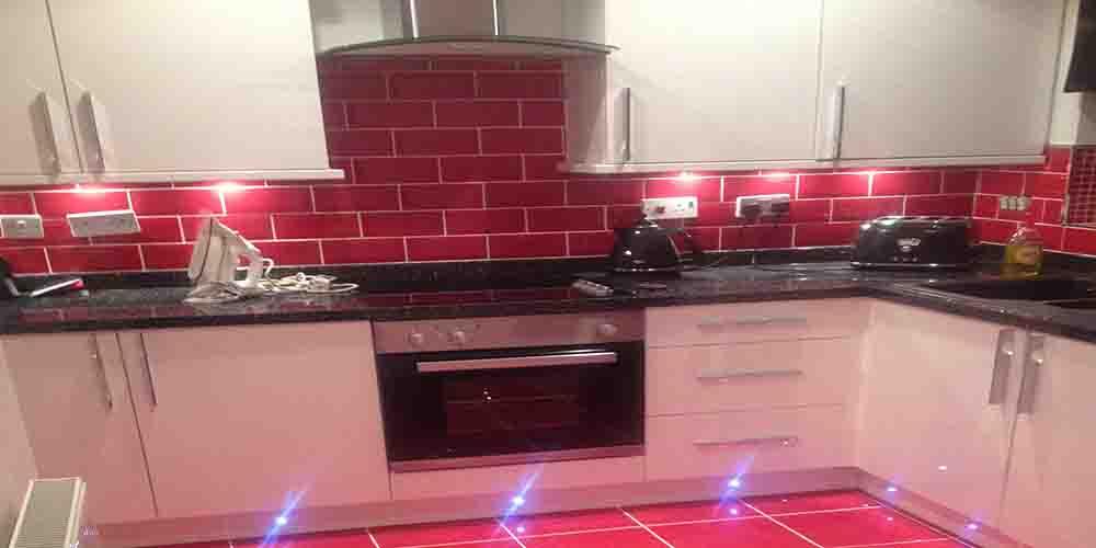 How to maintain ceramic kitchen tiles