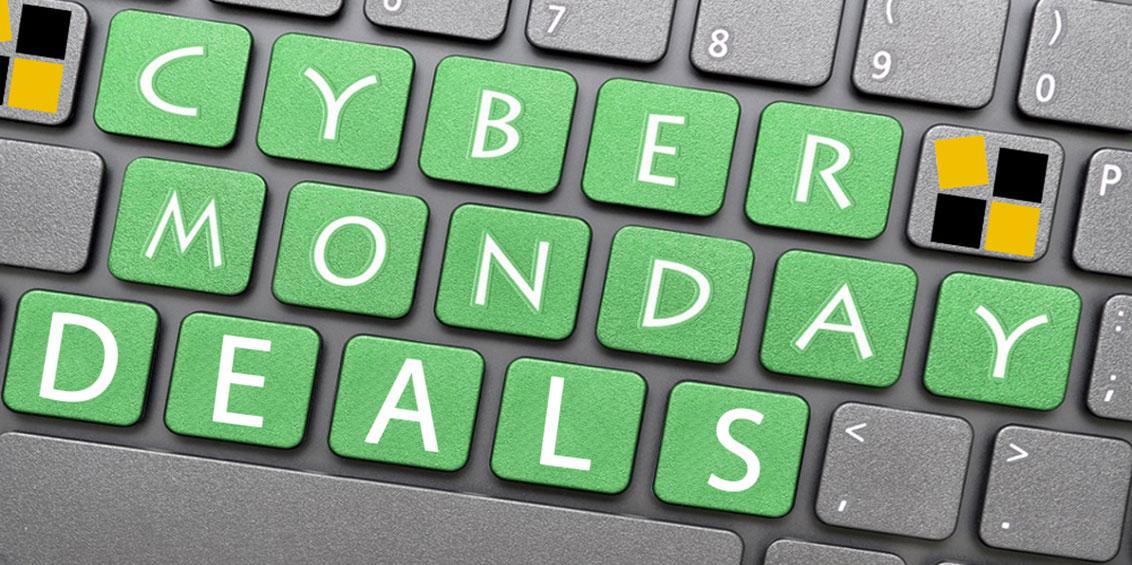 Cyber Monday Deals...
