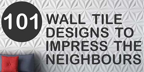 101 Wall Tile Designs...