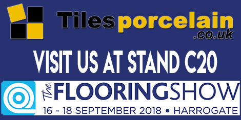 Tiles Porcelain Ltd at the Flooring Show 2018