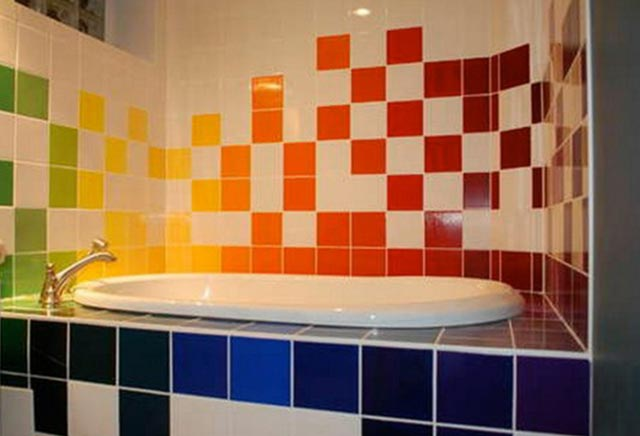 101 Wall Tile Designs To Impress The Neighbours Tilesporcelain