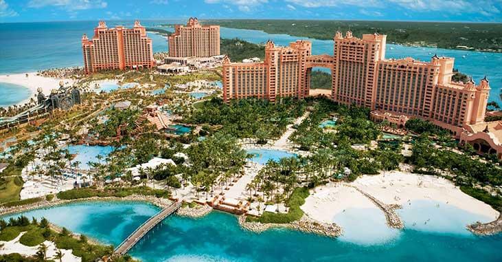 Atlantis, Paradise Island - Bahamas