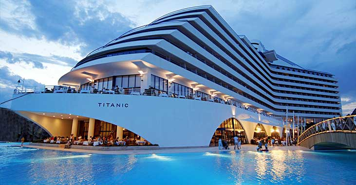 Hotel Titanic - Turkey