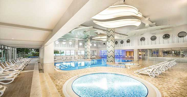 Hotel Titanic - Swimming Pool