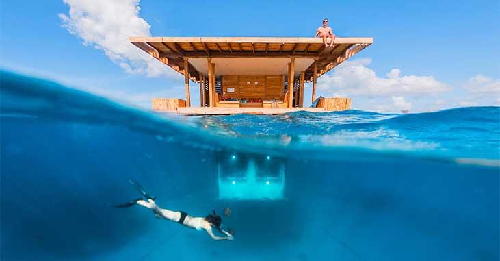 The Manta Resort - Zanzibar