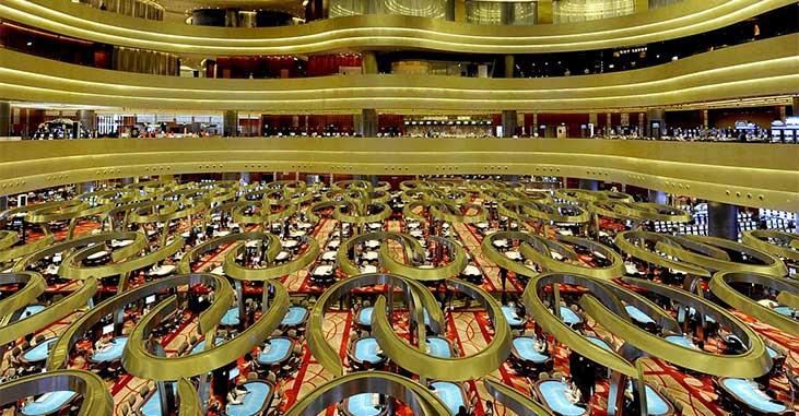 Marina Bay Sands - Casino