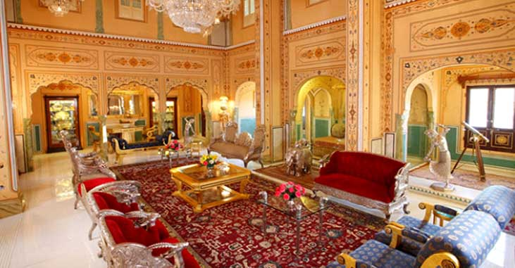 The Shahi Mahal Suite - Grand Room