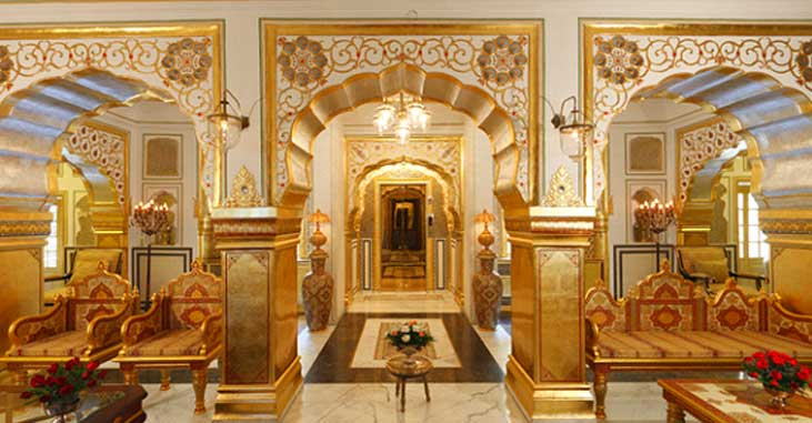 The Shahi Mahal Suite - Interior Decor