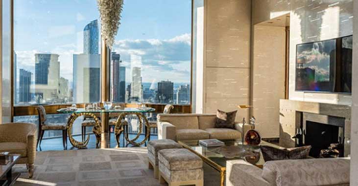 Ty Warner Penthouse Four Season Hotel - New York