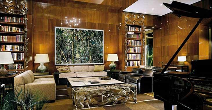 Ty Warner Penthouse Four Season Hotel New York - City Break