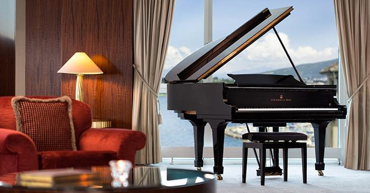 Hotel President Wilson Geneva Switzerland - Jacuzzi