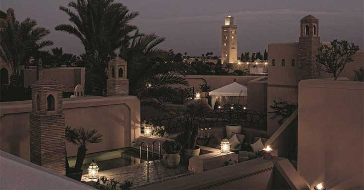 Royal Mansour Hotel - Morocco