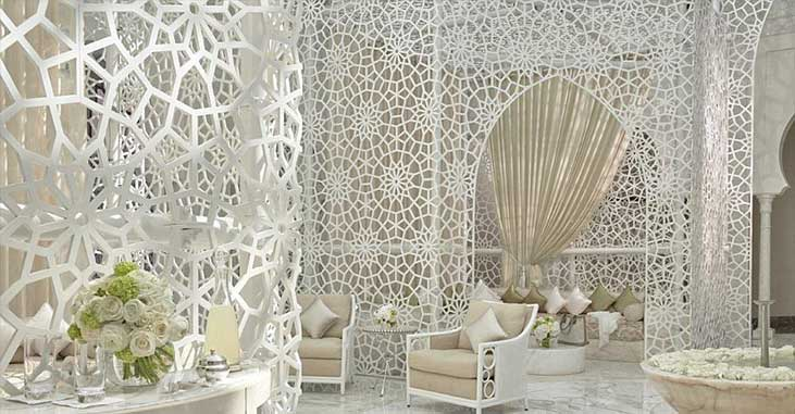 Royal Mansour Hotel - Interior