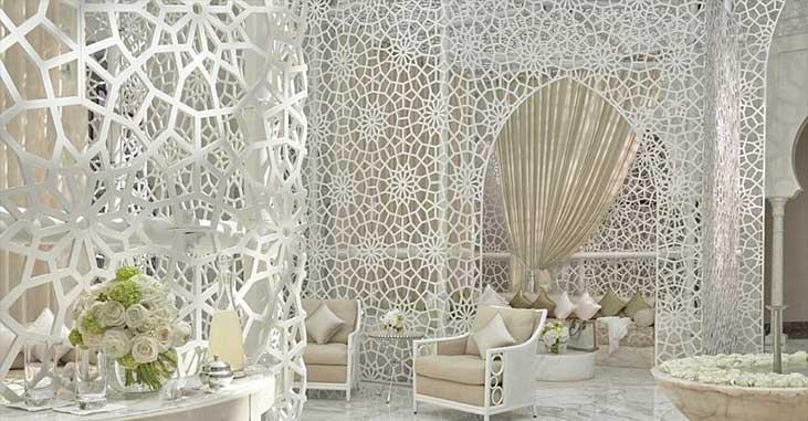 Royal Mansour Hotel - Interior