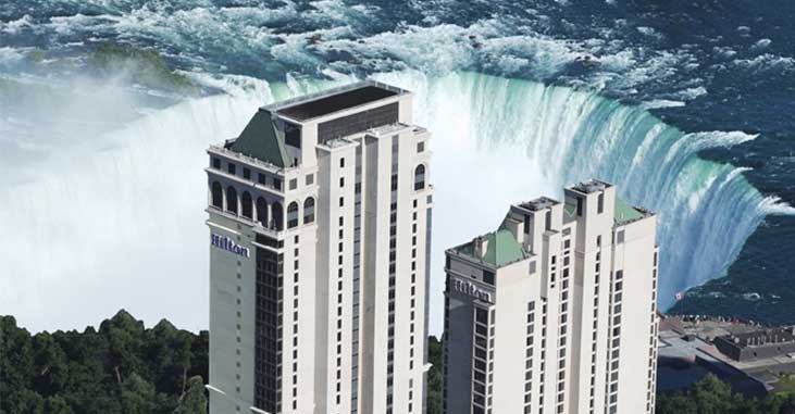 Hilton Hotel Niagara - Canada