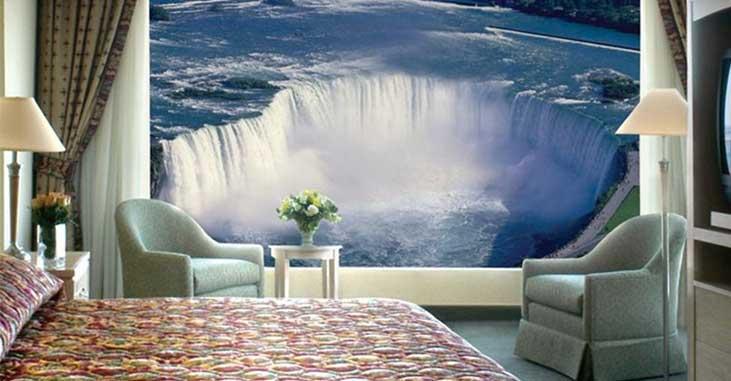 Hilton Hotel Niagara - View