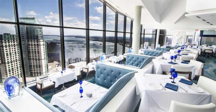 Hilton Hotel Niagara - Restaurant