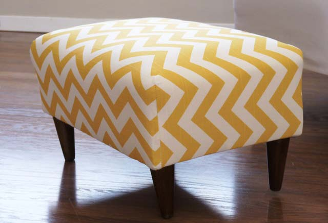Retro Foot Stool