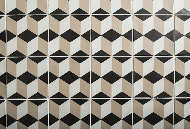 Shape Pattern Tiles