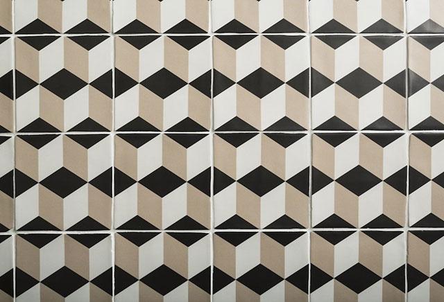 Shape Pattern Tiles