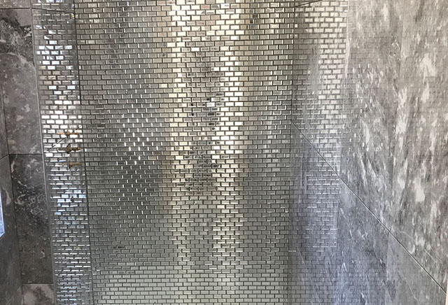 Subway Backsplash