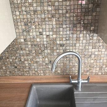 Orion Polished Marble Mosaics