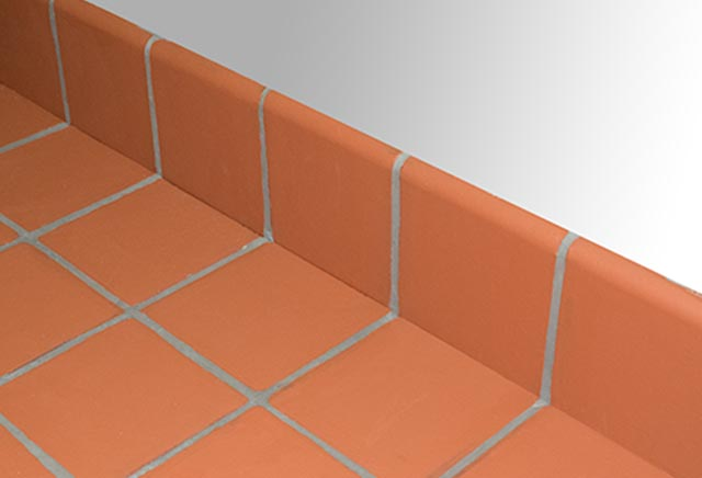 Terracotta Skirting Tiles