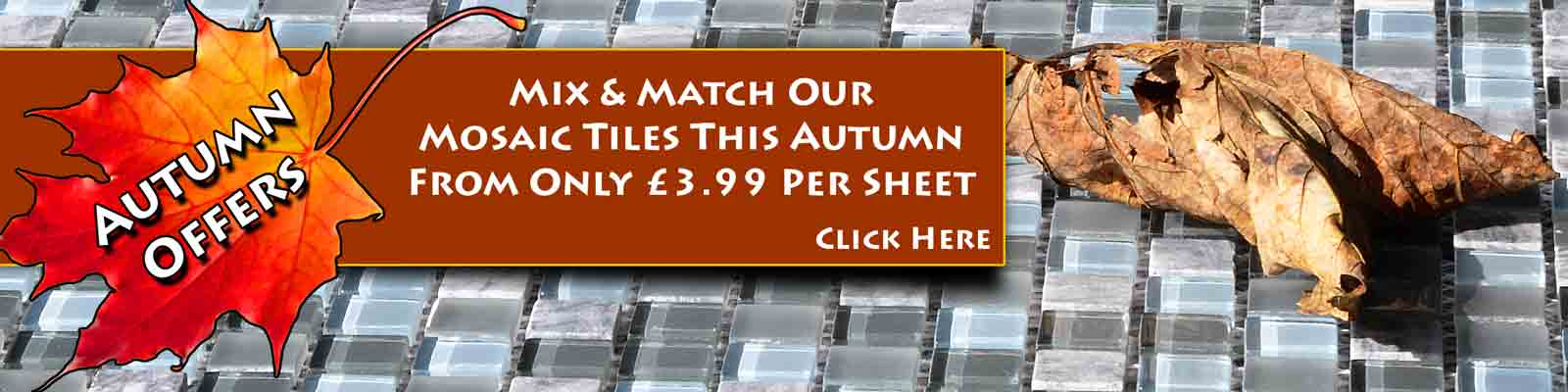 Autumn Offers for September Sale