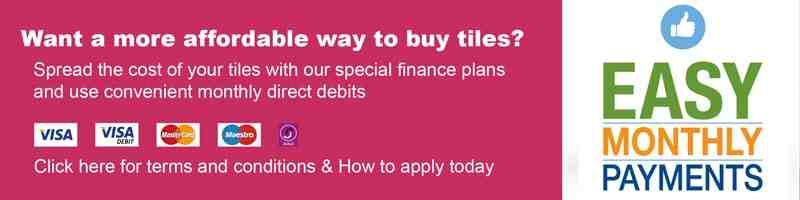 Buy Tiles Now - Pay Later
