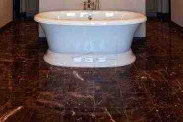 Marble Bathroom Floor