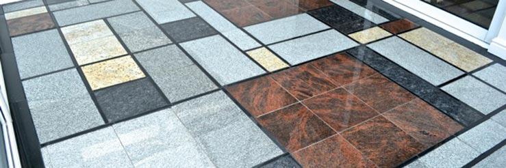 Mondrian Floor Granite - Cheap