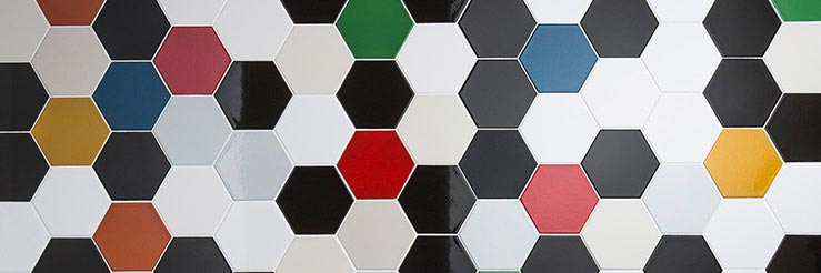 Tiles from UK Supplier Johnson Tiles