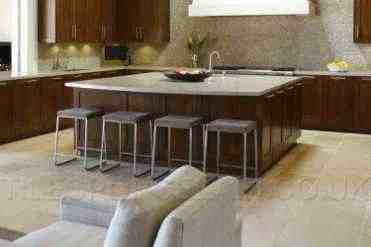 Limestone Kitchen Flooring