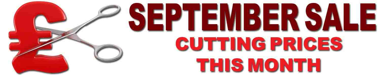 September Deals  September