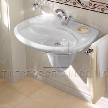 Villeroy Boch Salamanca Vitreous Floor Limestone Effect Porcelain