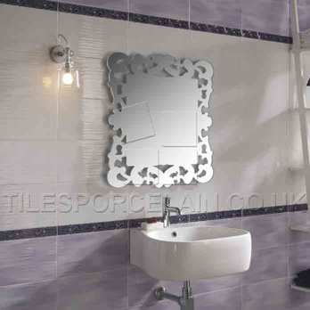 Hall 36W White En Suite Wall Tiles