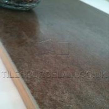 Agency Acero Brown Ceramic Tiles