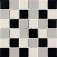 Arkitekt Matt Grey-Black Tiles