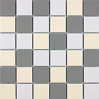 Arkitekt Matt Beige Mix Tiles