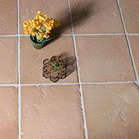 Natural Rustic Terracotta Tiles