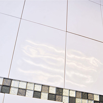Relief Super White Gloss Ceramic Tiles