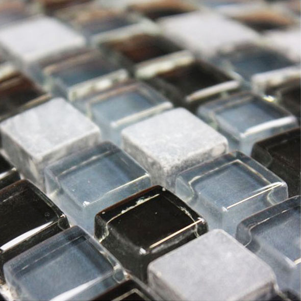 Accord Coal Mine Mosaic Tiles
